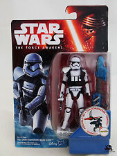 Figurine Hasbro STAR WARS The Force awakens STORMTROOPER Squad leader Figure