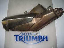 TRIUMPH STREET TRIPLE STANDARD EXHAUST 2013/14 PART NO T2202040