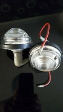 WIPAC L691 Clear Side & Reversing Lamp, For Triumph,Imp New old stock classic