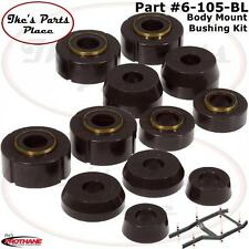 Prothane 6-105-BL Body&Cab Mount Bushing Kit-12pc- 66-75 Ford 4WD F-150/250/350