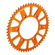 Sunstar Corona Ergal Arancione Passo 520 Denti 48 KTM EXC 450 2005 2006 2007