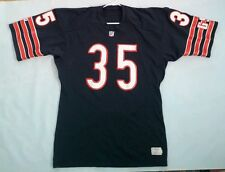 VINTAGE RARE 80's WILSON AUTHENTIC CHICAGO BEARS 35 NEAL ANDERSON JERSEY SIZE 44