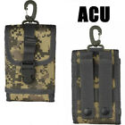 Outdoor Bag Molle Army Tactical Universal Mobile Phone Pouch Holster Case Pocket