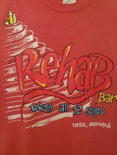 Tshirt Rehab Bar Utila Honduras Sleeveless Sz S Free Shipping