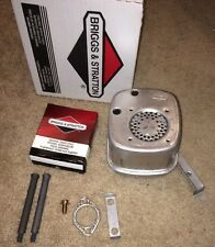 Briggs & Stratton 496022S Lo-Tone Muffler For Selected Model 28 Vertical Engines
