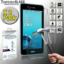 2 Pack Tempered Glass Screen Protector Cover For Asus PadFone mini PF451CL 4.5""