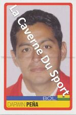 N°051 DARWIN PENA # BOLIVIA STICKER PANINI COPA AMERICA VENEZUELA 2007