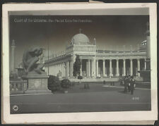 1915 P.P.I.E., SF, COURT OF THE UNIVERSE Press Photo