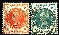 GREAT BRITAIN - GRAN BRETAGNA - 1887 - 50° Regina Vittoria - Queen Victoria