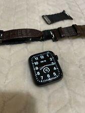 Apple Watch Series 4 44 mm Space Black Stainless Steel - Used Very Good