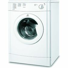 Indesit Ecotime IDV75 Vented Tumble Dryer-White