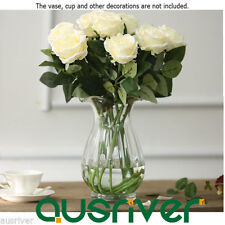 Lighted Rose Flowers & Floral Décor