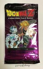 Dragonball Z Trunks Saga 11 Card Booster Pack DBZ CCG Score Card Z