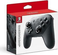 Nintendo Switch Wireless Pro Controller - Black Japanese Ver 100% usa compatible