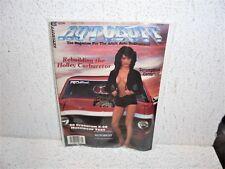 Autobuff Magazine March 1984   ( Vintage Car Auto Buff Mag )  HOT Ladies & Cars