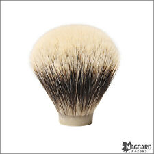Maggard Razors 24mm 2-Band Badger Shaving Brush Knot Only