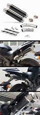 Carbon GP Style Exhaust Stubby Yamaha YZF R1 2009-2014 09-14 EX172