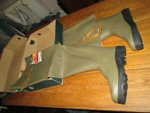 Le Chameau ARLY Men's Waders.Green.Hip length. UK 13. EU 49, US14.