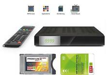 ORF Karte + Formuler F3 HDTV  E2 CI Linux Sat Receiver Vorprogrammiert CI Modul