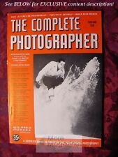 The COMPLETE PHOTOGRAPHER January 30 1943 Issue 50 Volume 9