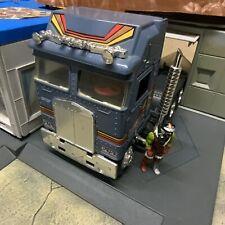 Kenner MASK Bulldoze Action Figure & Vehicle Playset Complete Venom 80s Retro
