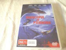 Sharktopus Vs. Pteracuda (DVD, 2016) Region 4