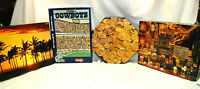 ISLAND, GOLD, COWBOYS & HAPPY HOURS Jigsaw Puzzles 500+ Pieces (4-Total) S9011