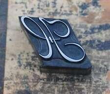 H  Initial Bleibuchstabe Stempel Siegel Buchstabenstempel Siegelbuchstabe Letter