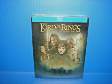 The Lord of the Rings: The Fellowship of the Ring Steelbook (Blu-ray/Dvd, Usa)