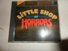 Cd   Alan Menken,  Howard Ashman  – Little Shop Of Horrors