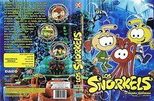 Los Snorkels: La Serie Completa, En Español Latino (DVD 8-DISC SET)