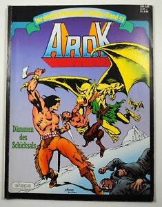 Comic - AROK Band 51 - Dämonen des Schicksals - ehapa Verlag 1986