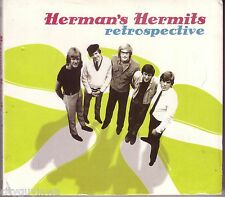 HERMAN'S HERMITS Retrospective 2004 Abkco [SACD] Gold Disc Super Audio CD 60s