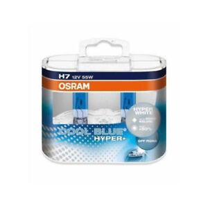 OSRAM COOL BLUE HYPER+, Scheinwerferlampe OFF ROAD 12V PX26d