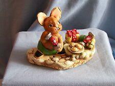 Pendelfin Cracker Christmas Piece Made in England