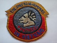 US 444th TRANSPORT CO (Light Truck) THE ONLY ROAD HUMPERS IN VIETNAM War Patch