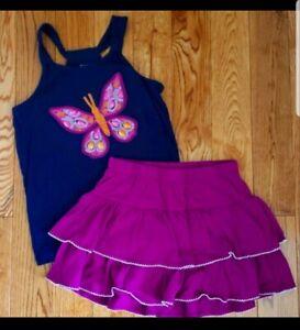 Gymboree Outfit Size 7