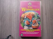 The Wombles - Camping And Cloudberries And Other Stories (VHS, 2003)