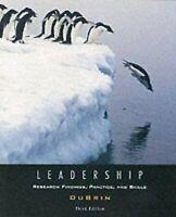 Leadership: Research Accesorios, Práctica, Y Habilidades Andrew J.