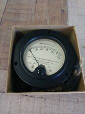 Western Electrical Instruments - Signal Corps IS-156 0-150 VAC Gauge Model 476