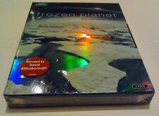 BBC Frozen Planet Complete Series DVD BOX SET NEW SEALED ORIGINAL UK STOCK REG.2