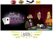 Telltale texas hold'em digital pc steam key-region free