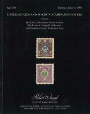 USA: United States and Foreign Stamps and Covers, New York 1995.