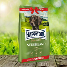 Sonderaktion - Vorteilspack 14,5 kg Happy Dog Supreme Neuseeland 12,5 kg + 2 kg