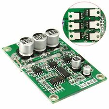 new  12V 24V 36V 500W Brushless Motor Controller Motor Balanced Car Driver Board