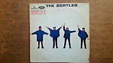 The Beatles Help!  Vinyl LP Record 1965 Pressing