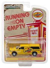 1:64 GreenLight *RUNNING ON EMPTY R5* SHELL PENNZOIL 2014 Dodge Ram 1500 Pickup