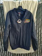 Nestle Nesquik Racing Pull Over Water Resistant Nylon Polyester XL NOS WT