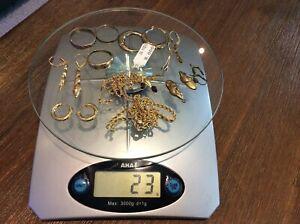 23 Gramm Gold 333