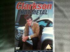 JEREMY CLARKSON HOT METAL*DVD*CARS*SPORTS*FAMILY*PG